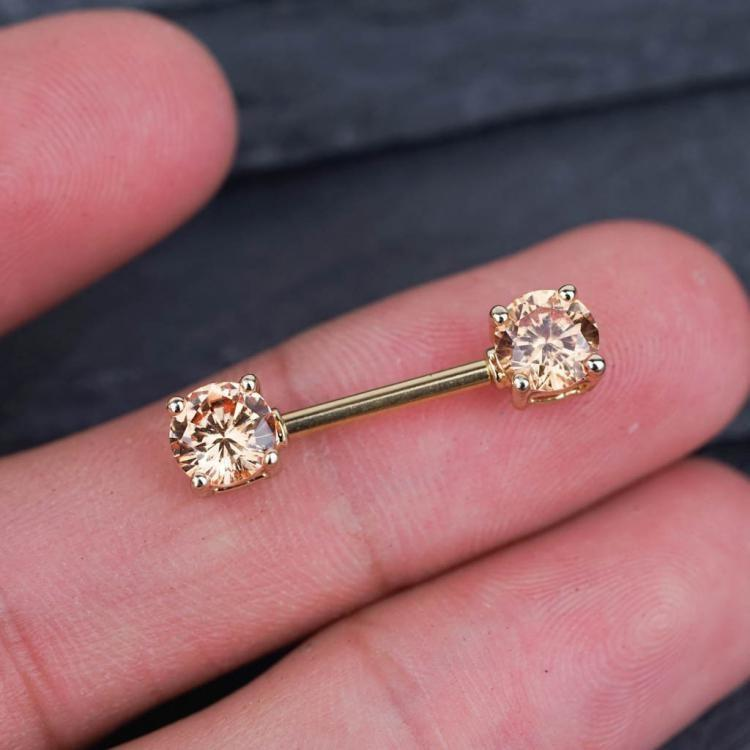 What Is The Best Jewelry For Nipple Piercing